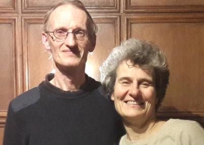 Bruno Eliat et Isabelle Serck